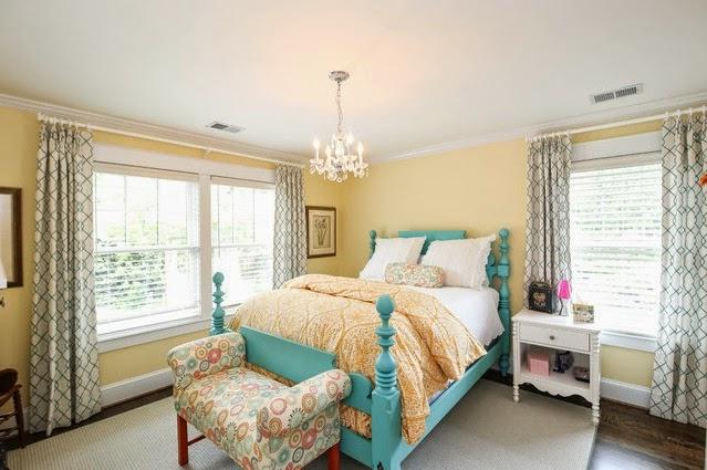 rideaux chambre coucher rideaux et voilages. Black Bedroom Furniture Sets. Home Design Ideas