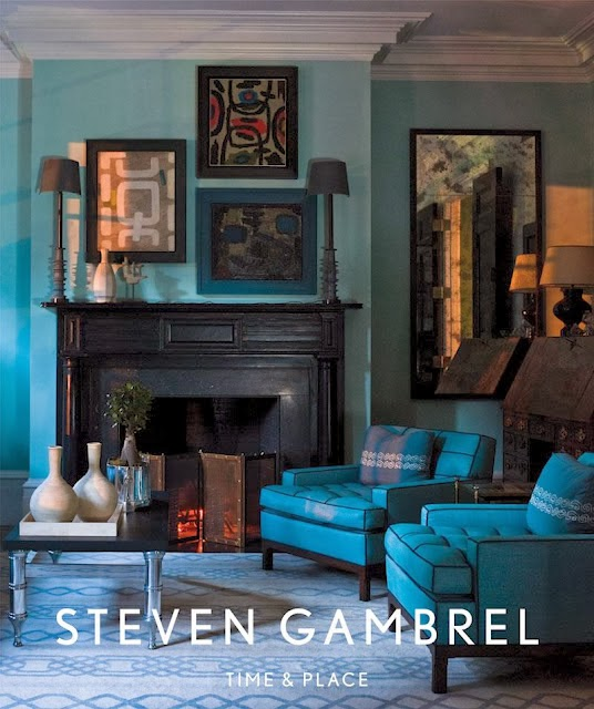 Color outside the lines time and place steven gambrel for Interior design places