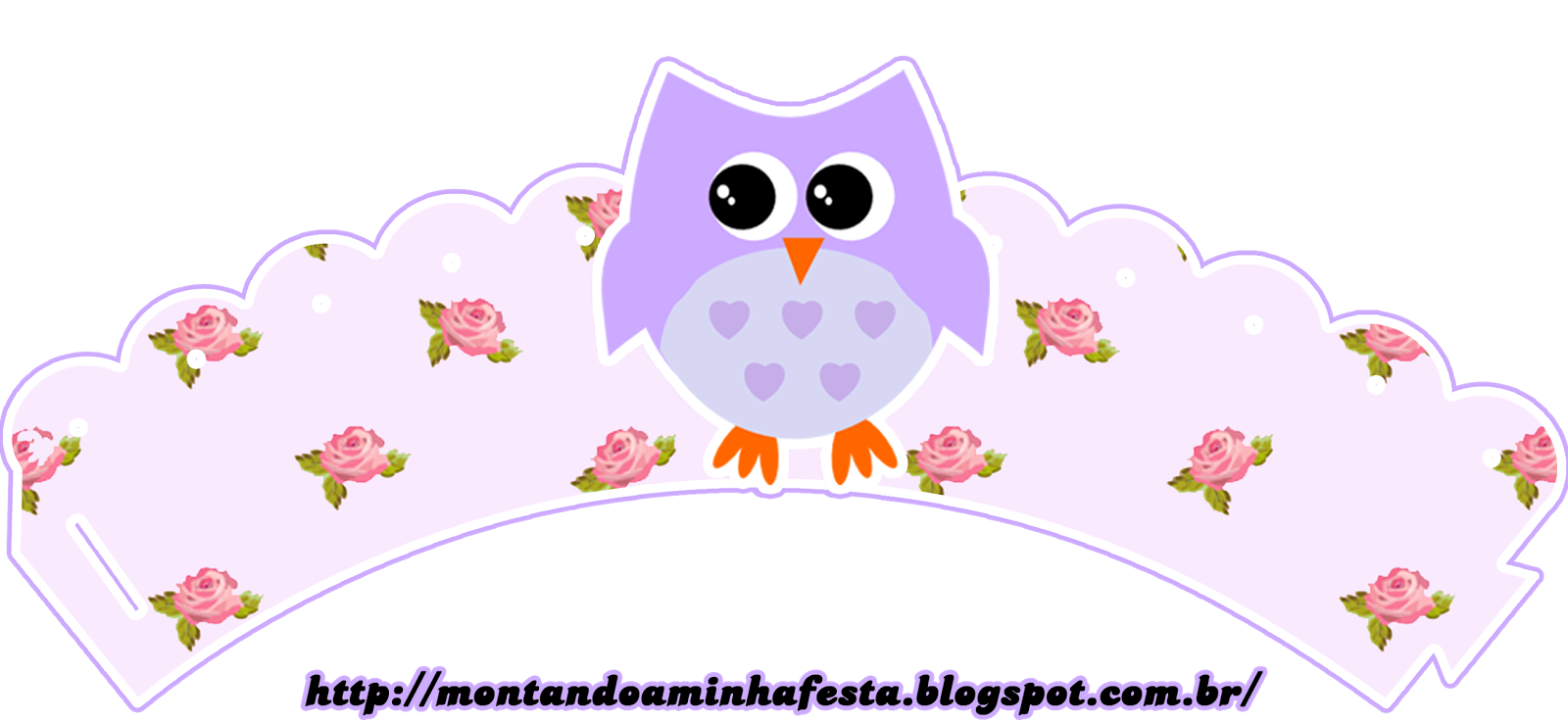 lilac owls in shabby chic free party printables oh my fiesta