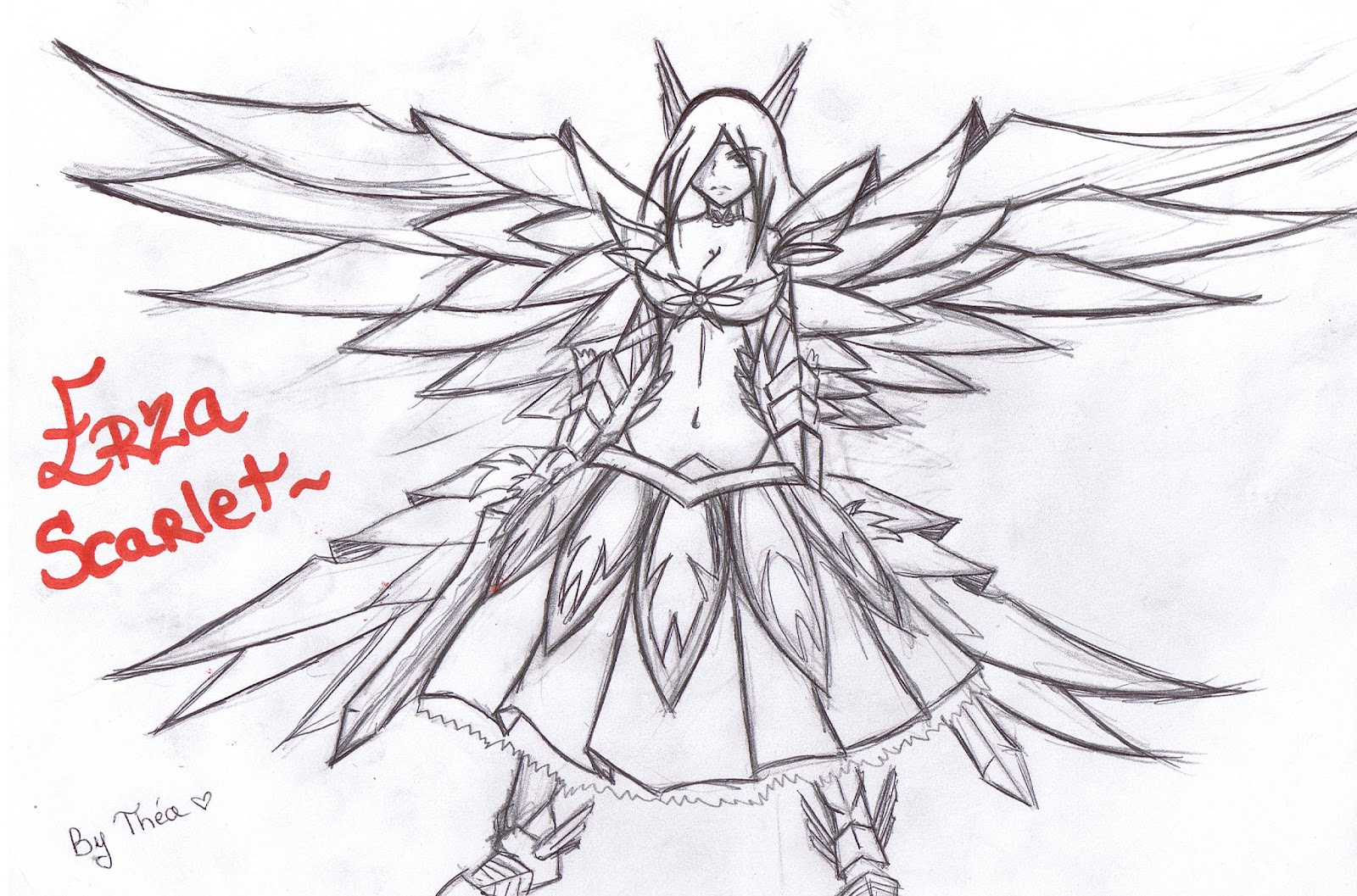 Les dessins d 39 alice fairy tail - Dessin fairy tail ...