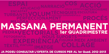 curso en la escuela massana