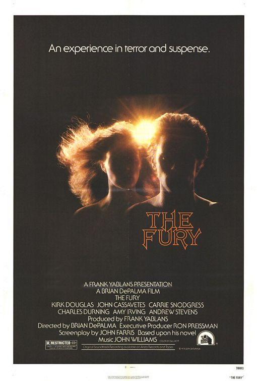 The Fury movie