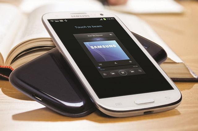 NFC, GPS và GLONASS