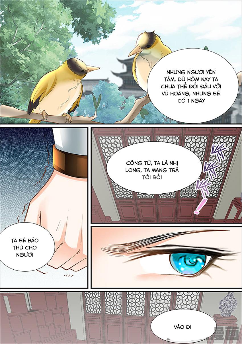 Tinh Thần Biến Chap 427 - Trang 6