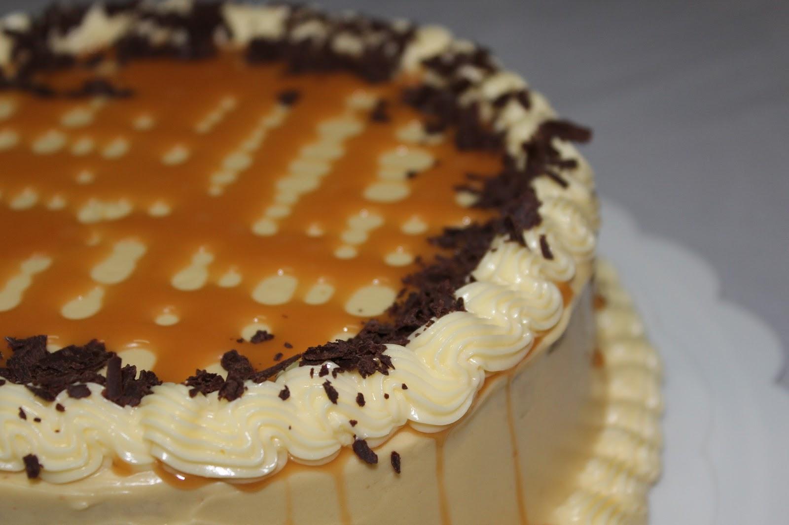 Butterscotch Cakes Images