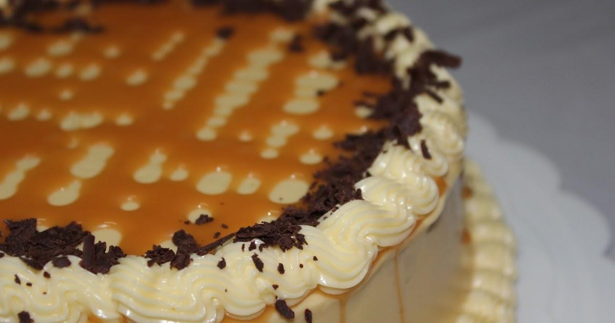 Bluepandacakes: Butterscotch Cake