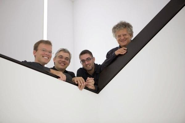 Arditti Quartet - Photo credit: Astrid Karger