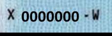 NIE: Número de Identidad de Extranjero.