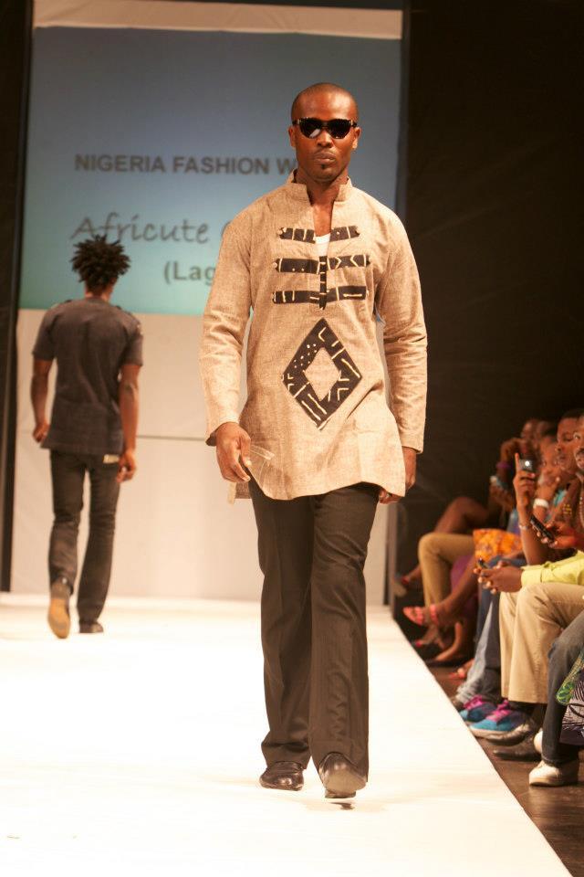 Nigeria Fashion Week Green Again Gossipha Magazine
