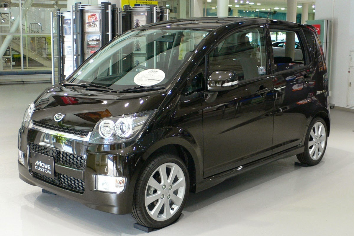 Daihatsu Move-Custom