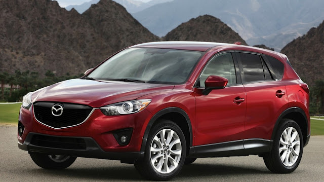 Side image of Mazda CX-5