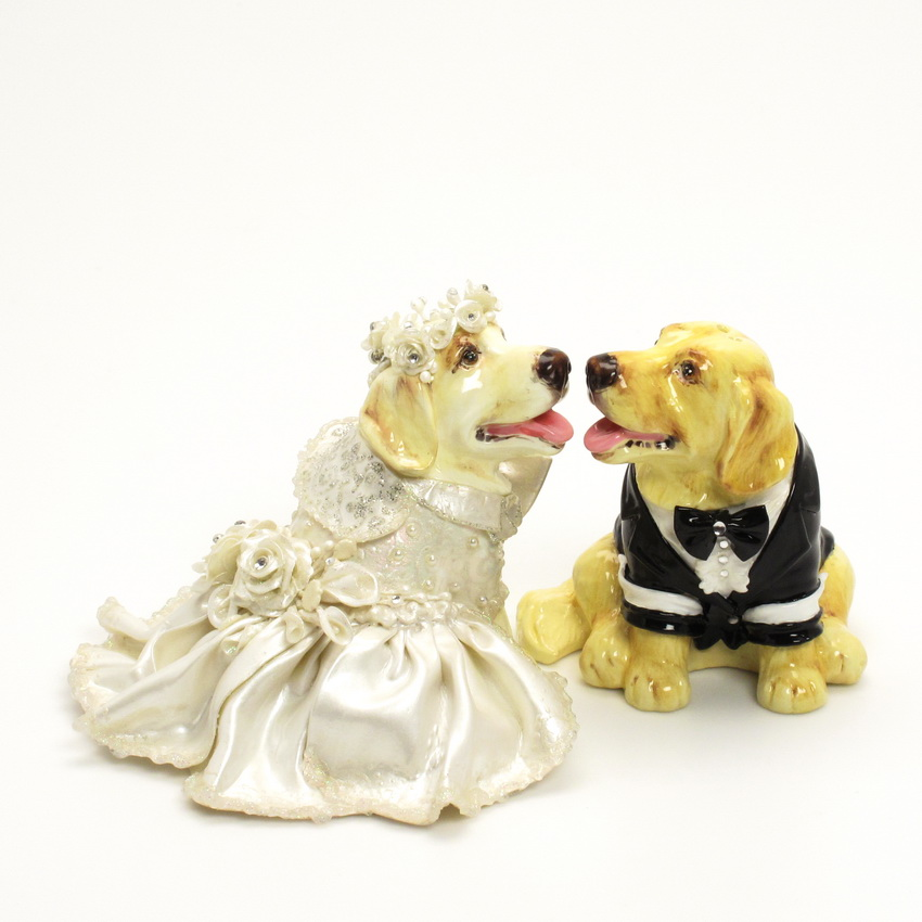 Golden Retriever Dog Lover Gifts: Golden Retriever Wedding ...