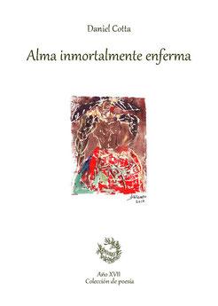 Mi nuevo libro:  Alma inmortalmente enferma