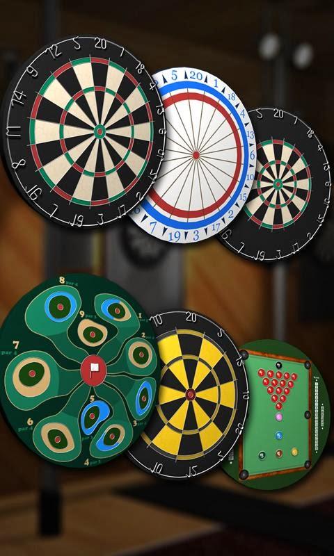 Pro Darts 2014 mod unlocked
