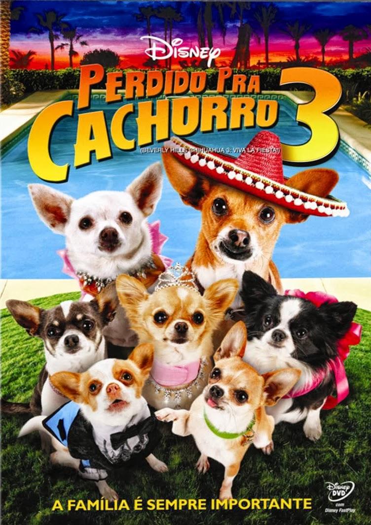 Perdido Pra Cachorro 3 – Dublado (2012)