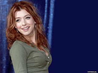 Alyson Hannigan Wallpapers
