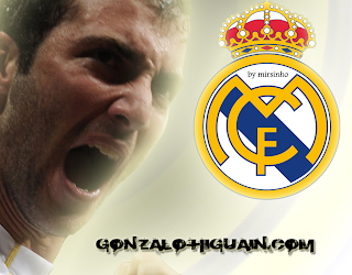 Gonzalo Higuain Wallpaper 2011 10