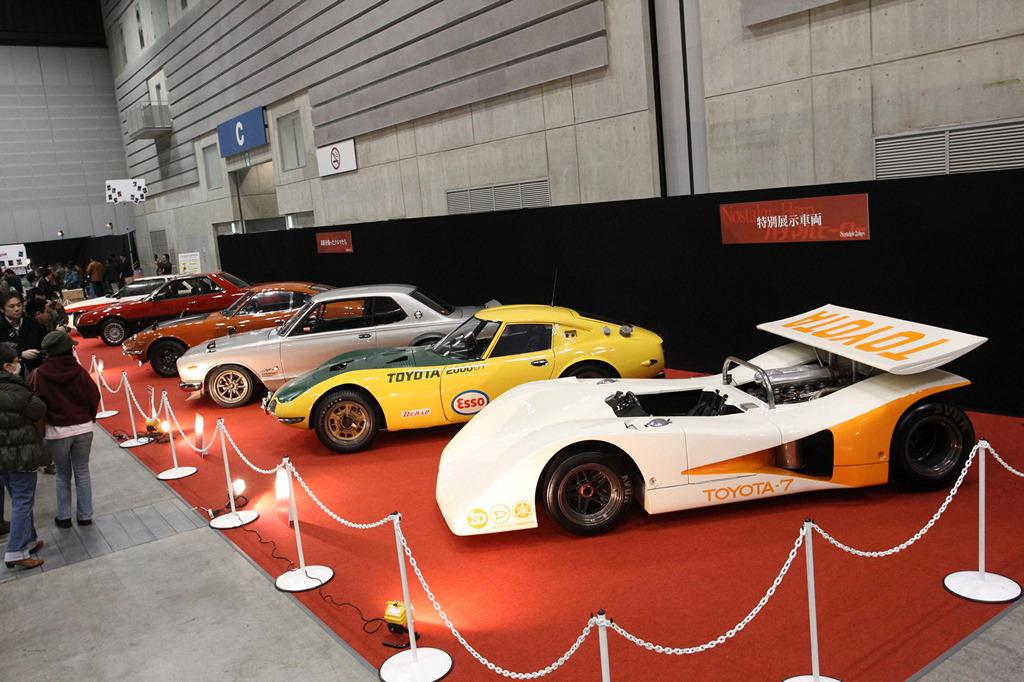 Nissan Skyline, Nissan Fairlady Z, Toyota 2000GT, Toyota 7 japońskie sportowe samochody JDM