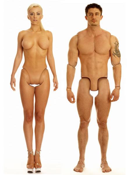 Modelo de arte desnuda de Seattle