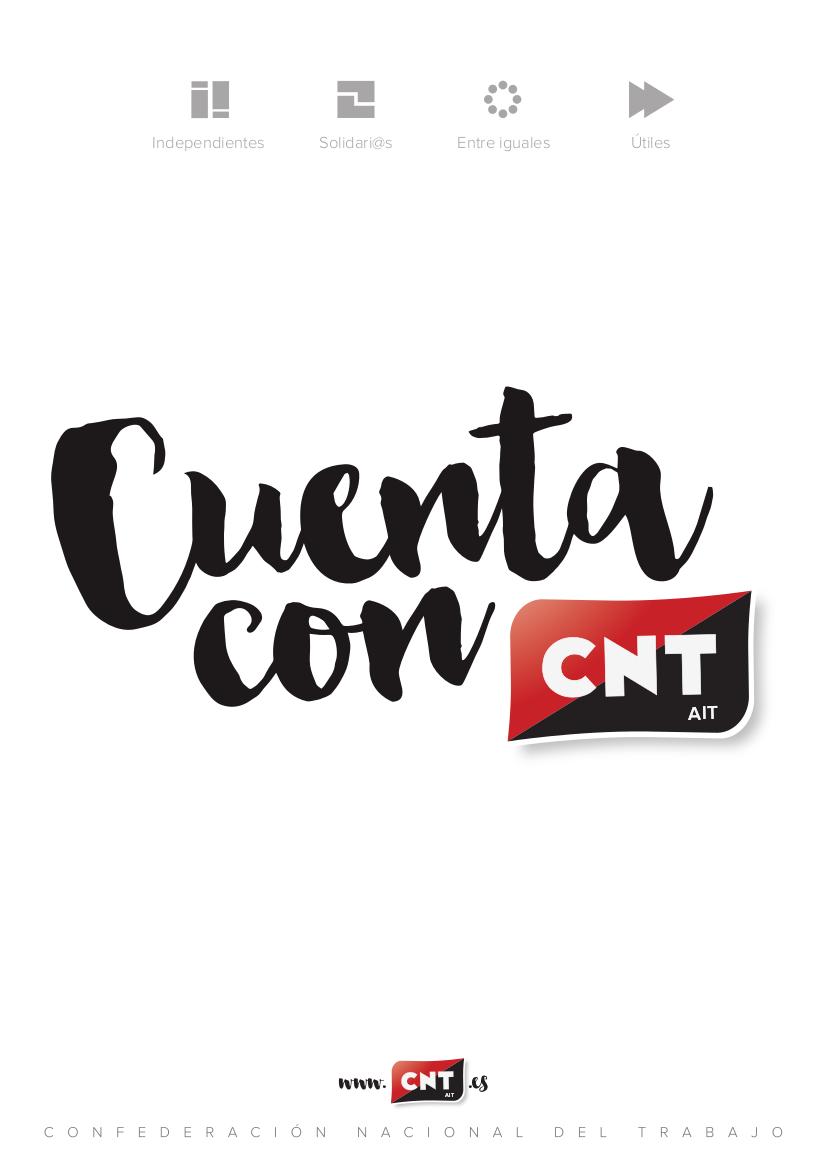 Cuenta con CNT