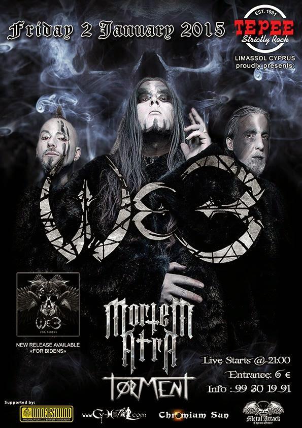 W.E.B - Mortem Atra - Torment