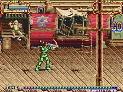 街機:虎克船長(Hook、小飛俠彼得潘)+作弊碼金手指,經典打鬥過關遊戲!