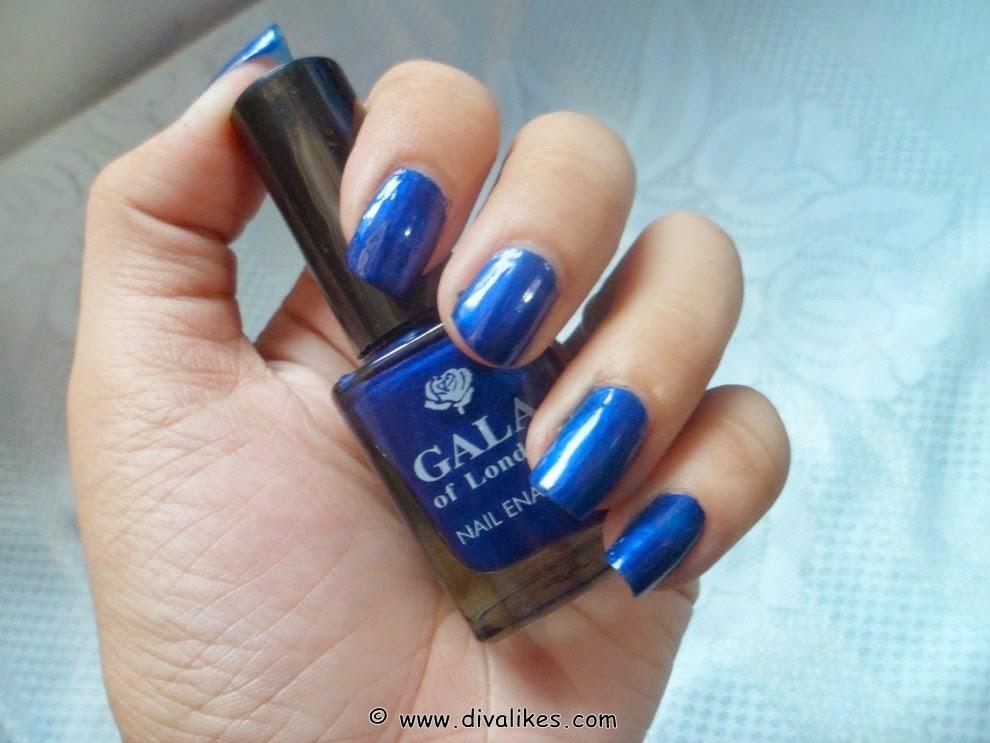 Gala Of London Nail Enamel In Pearl 617 Review | Diva Likes
