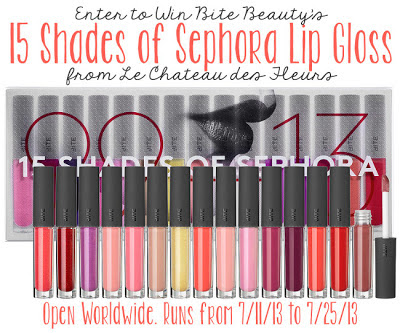 15 Shades of Sephora Giveaway