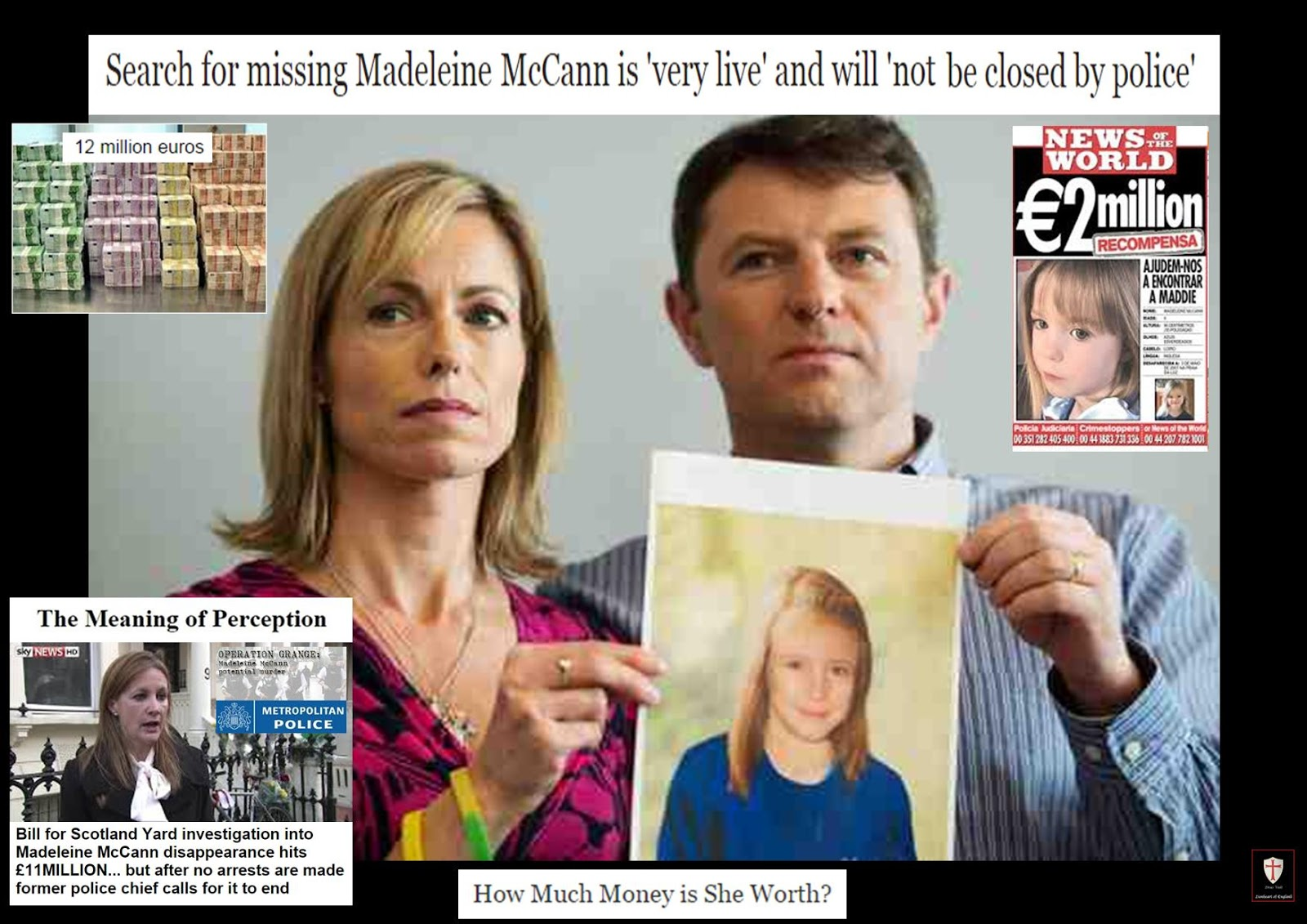 maddie mccann latest news