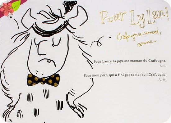 """""""Le Crafougna"""" de Stéphane Servant et Anne Montel"""