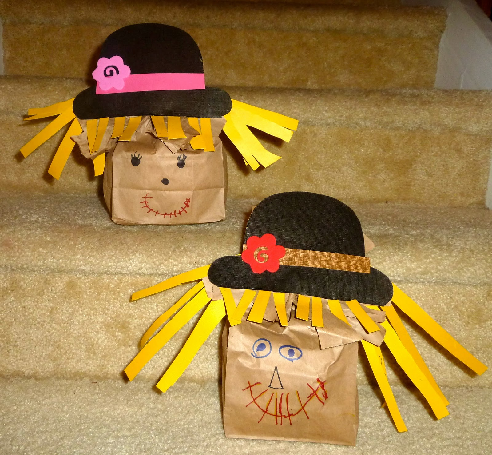 scarecrow crafts for preschoolers what you need 844