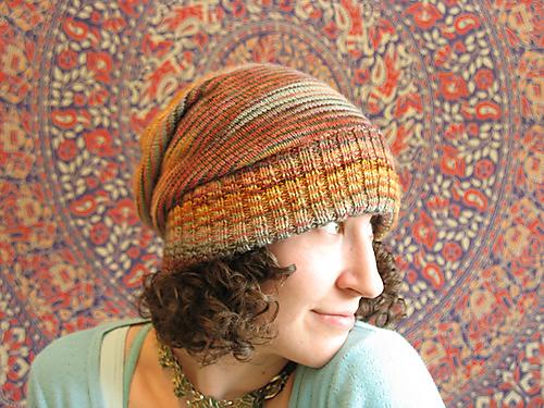 Bohoknits Sockhead Hat