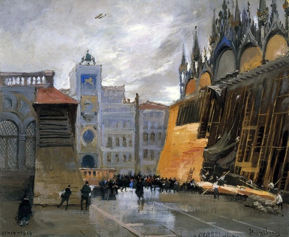 Italico  rass San Marco in guerra