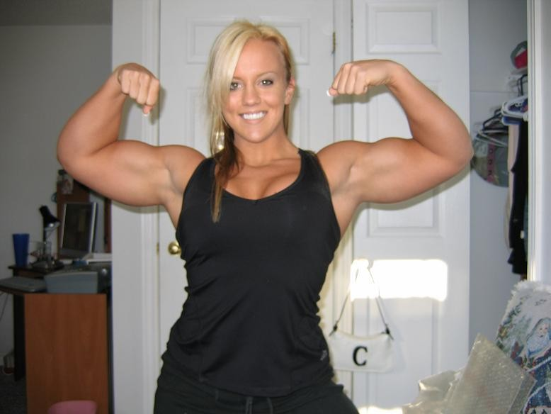 girl next door muscle morph