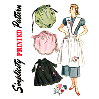 Shop Aprons and Accessories Patterns