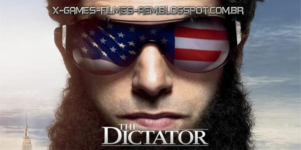 Filme O Ditador - RMVB