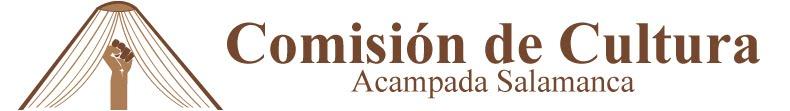 Comisión de Cultura  15M Salamanca