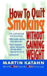 quit smoking gain weight
