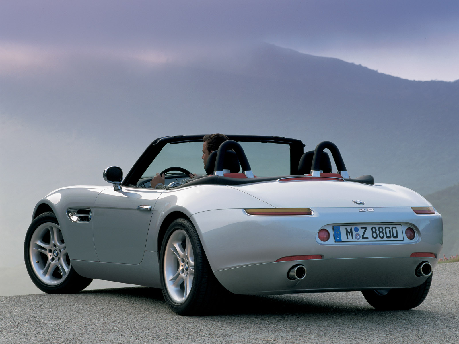Sports Cars 2003 Bmw Z8 Alpina Roadster