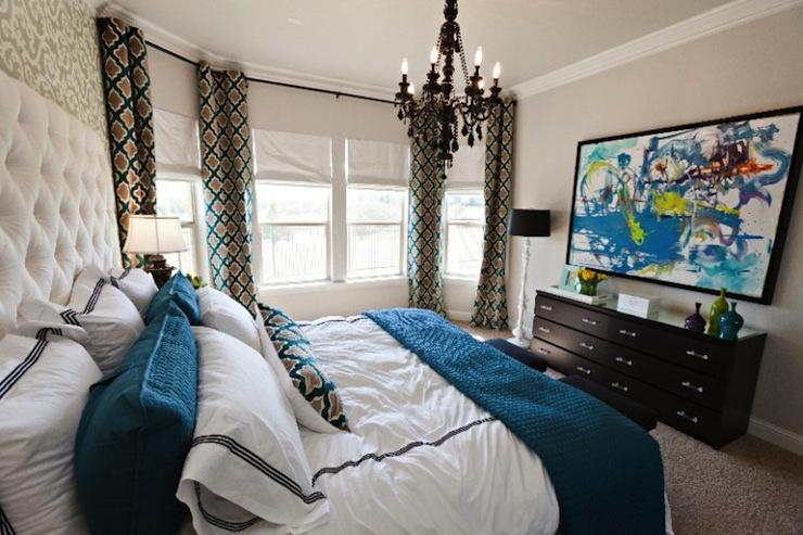 modern furniture modern bedroom curtains design ideas