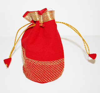 Velvet Cloth Multipurpose Pouch