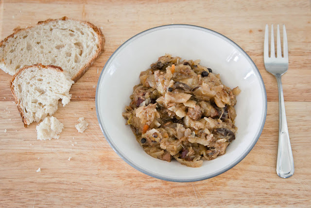 Polish Bigos - Hunter's Stew
