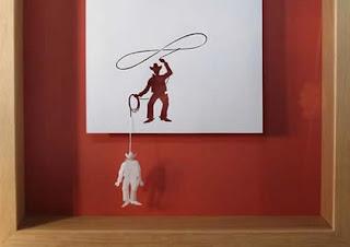 Keren !!! Karya Seni dari Kertas