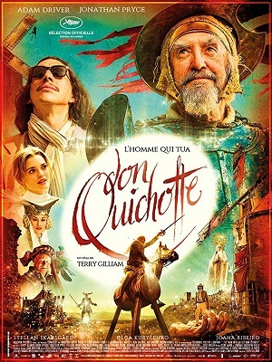 O Homem Que Matou Dom Quixote - Legendado Torrent Download   Full BluRay 720p 1080p