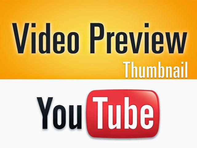 Lấy thumbnail youtube cho bài viết trong blogspot