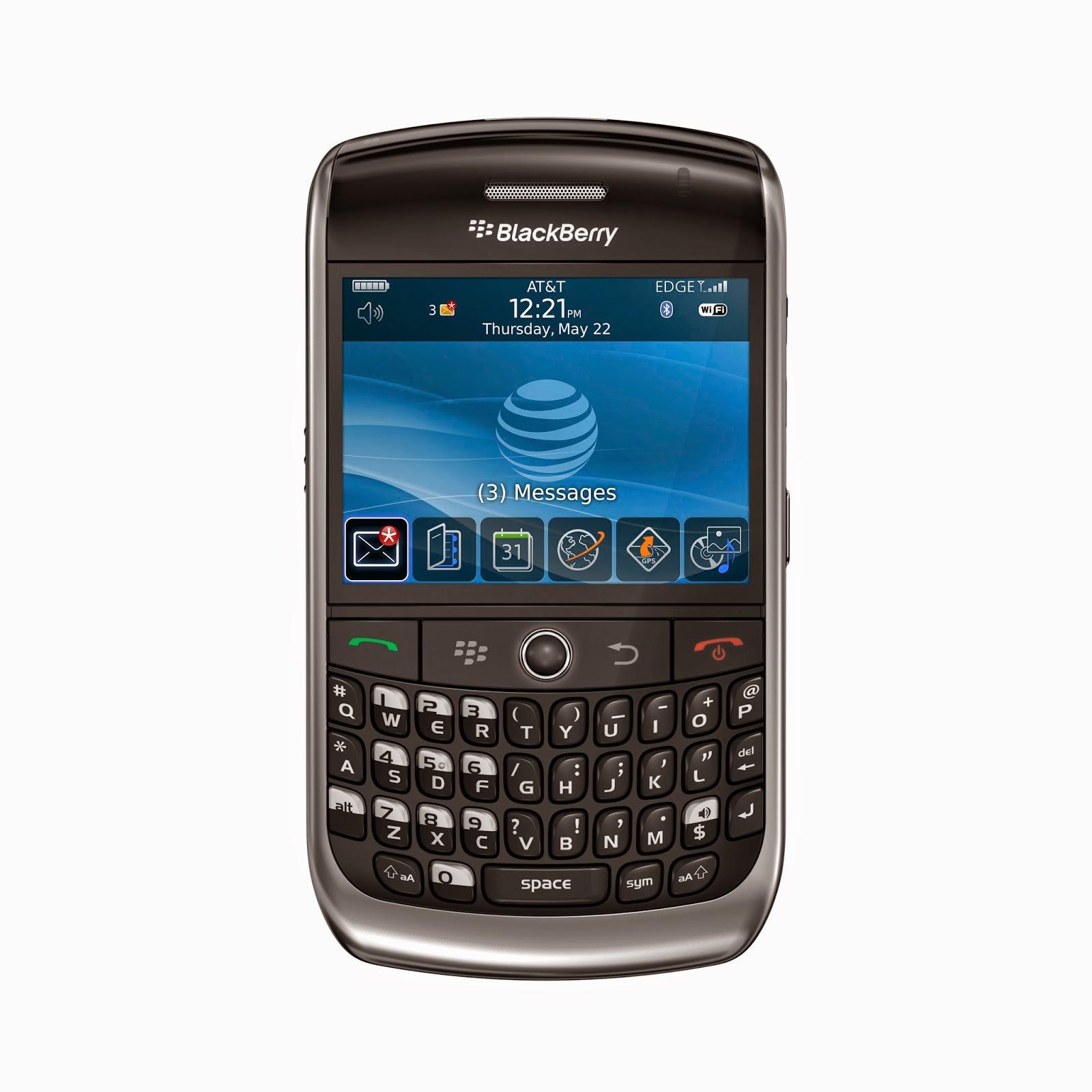 OS Oficial 5.0.0.1113 para el BlackBerry Curve 8900 y 8520 ...