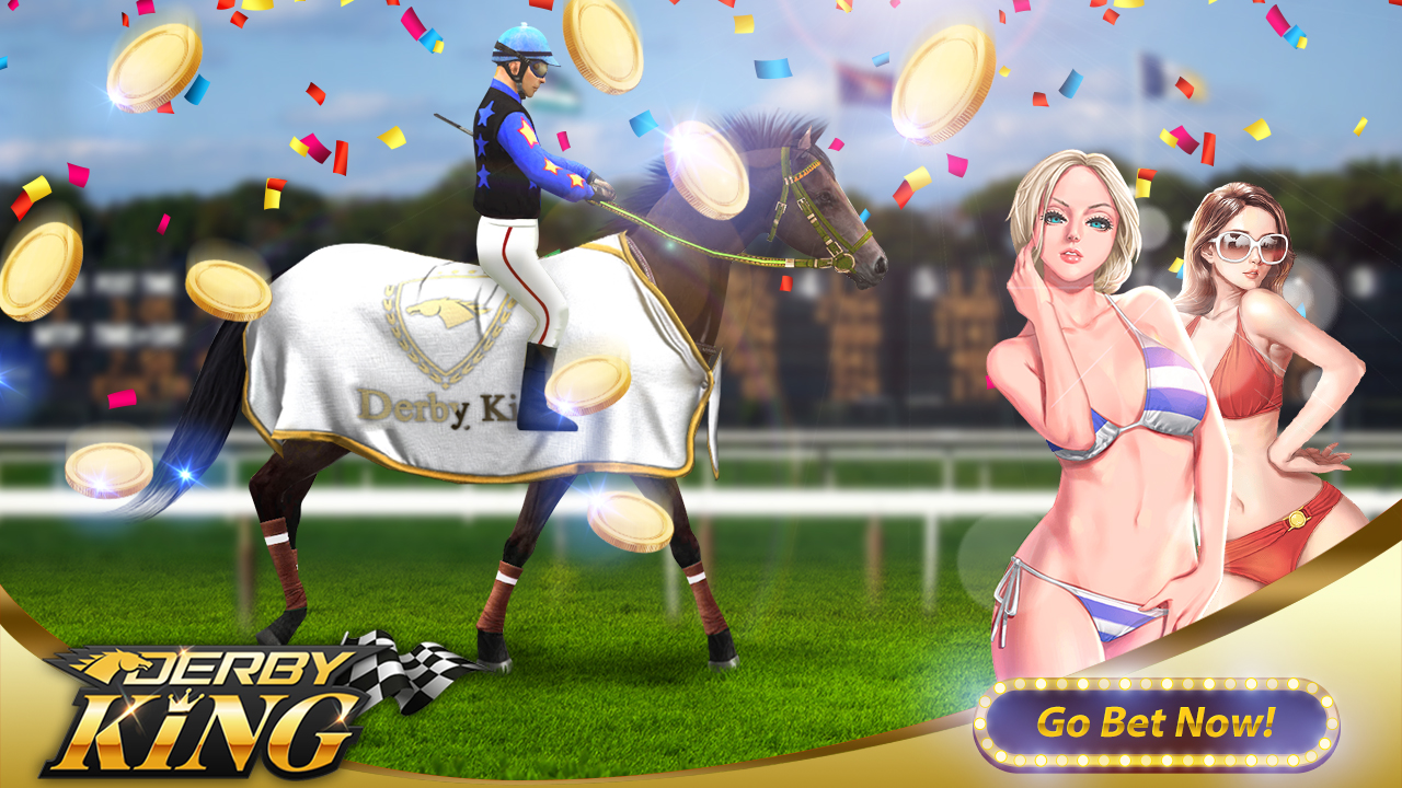 Derby King - Virtual Betting Gameplay IOS / Android