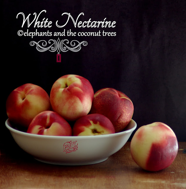 elephants and the coconut trees: Nectarine and Apple jam ...