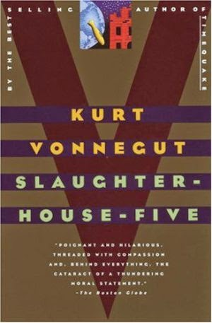 critical essays on slaughterhouse five Slaughterhouse-five or the children's crusade by kurt vonnegut jr urt vonnegut jr, an indescribable writer whose seven previous books are like nothing else on earth, was accorded the dubious pleasure of witnessing a 20th-century apocalypse.
