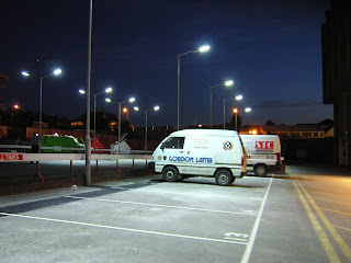 LED Car Park Lighting, Car Park LED, Gemma Lighting UK